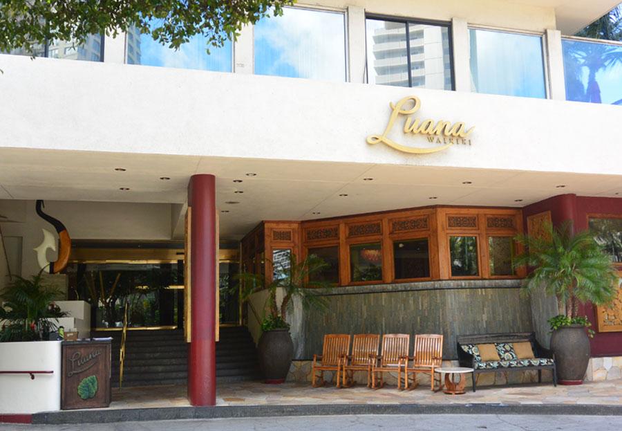 Waikiki Hotel Suites